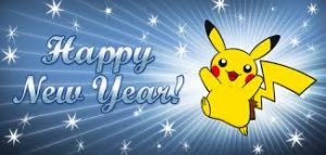 Pokemon New Years
